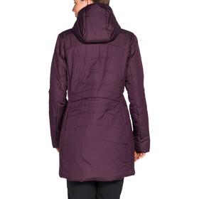 VAUDE Skomer Winter Coat Damen fuchsia